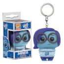 Inside Out Sadness Pocket Pop! Key Chain