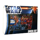Star Wars - Antique Style Chess Set