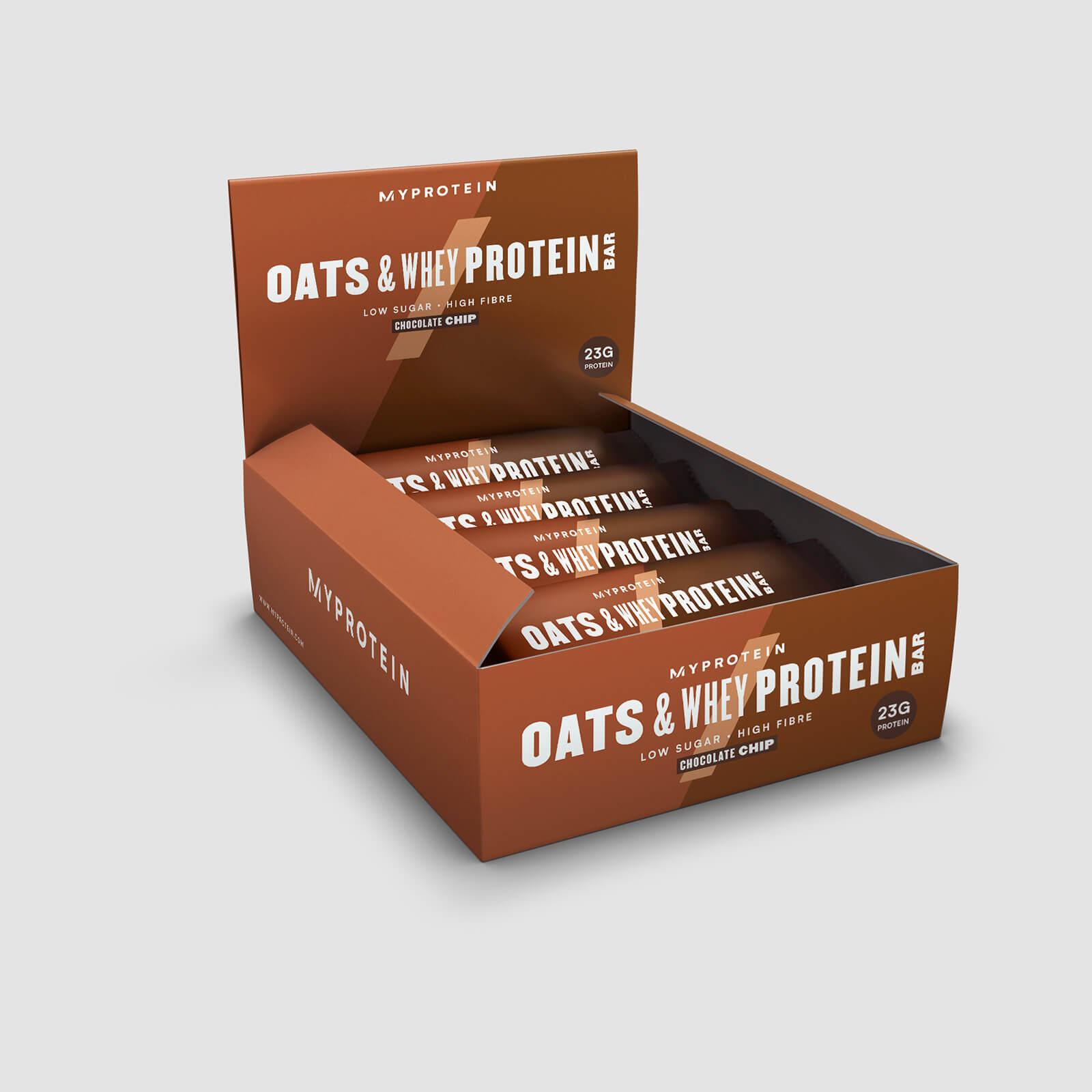 Oats & Whey Bar