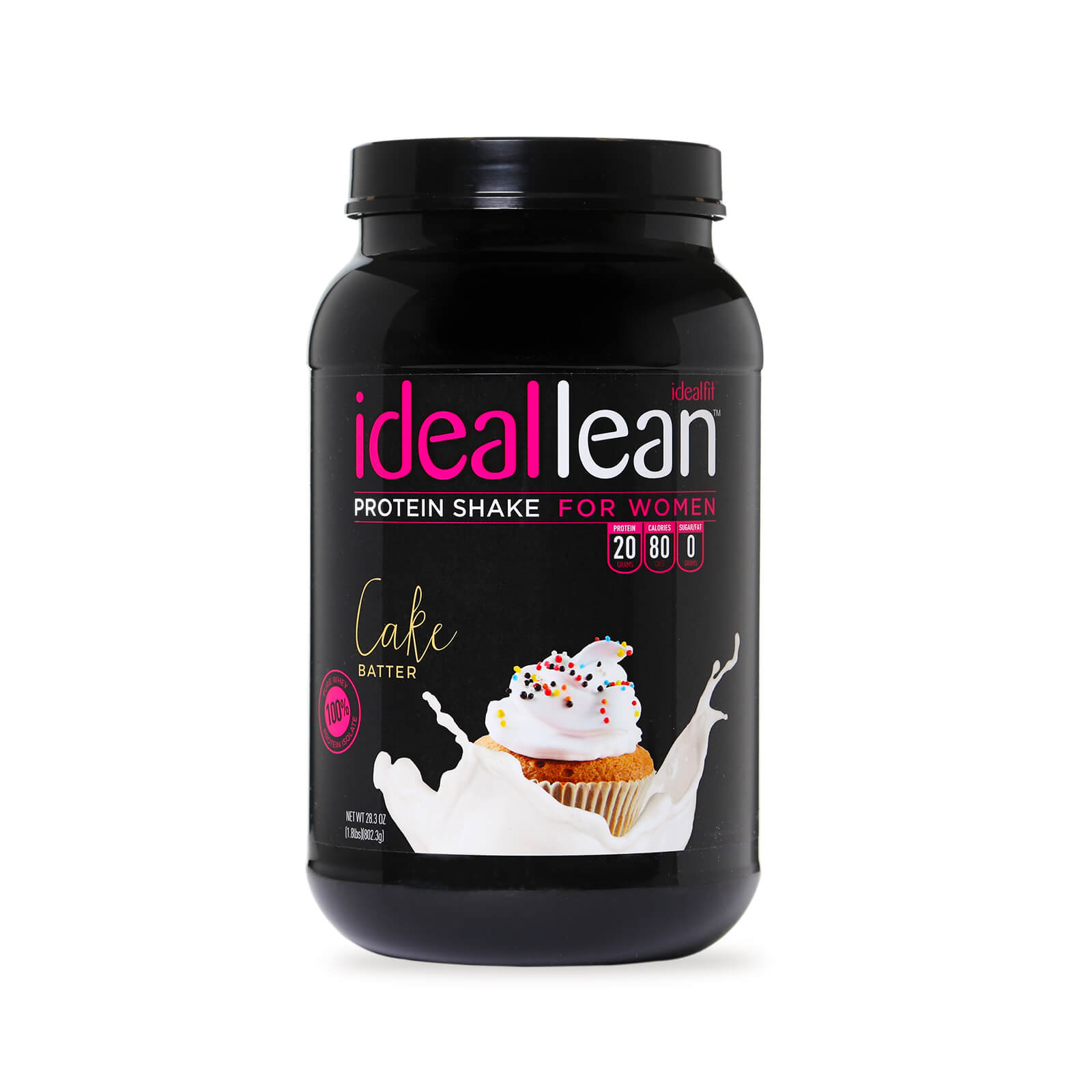 Cake Batter Protein Powder For Women Idealfit