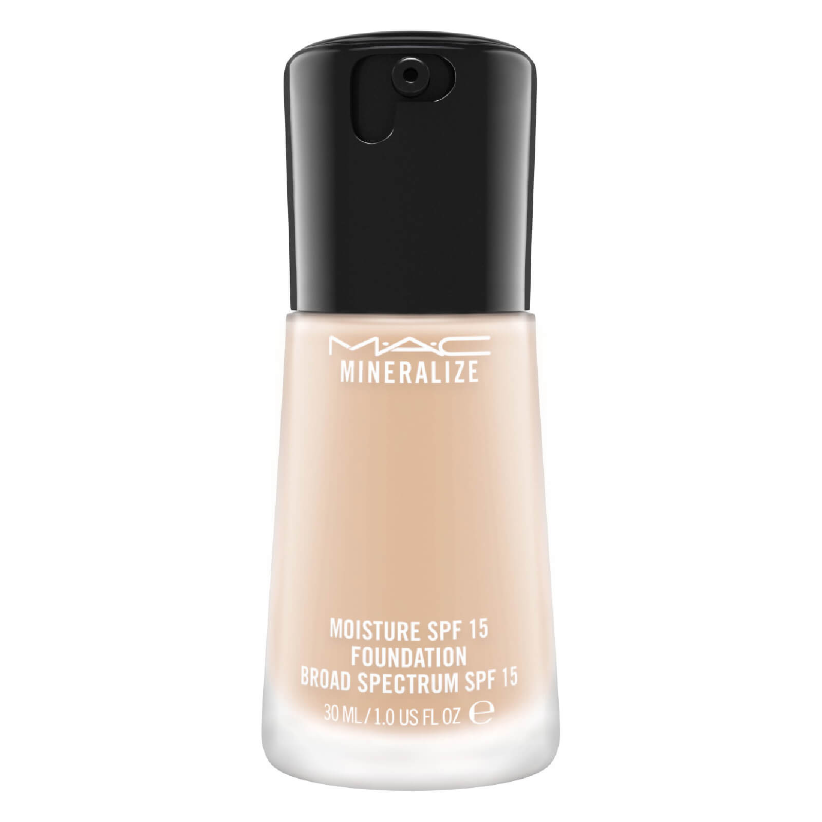 MAC Mineralize Moisture SPF 15 Foundation (Various Shades)