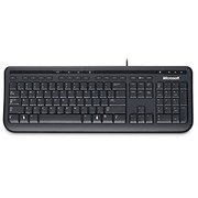 Microsoft Wired Keyboard 600 USB Black