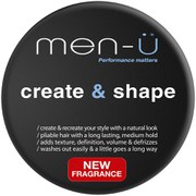 men-ü Create and Shape Grooming Pomade (100ml)