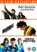 Percy Jackson and the Lightning Thief / Dragonball: Evolution / Dark is Rising