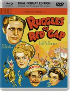 Ruggles of Red Gap (Blu-Ray en DVD)