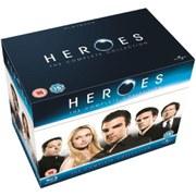 Heroes - Seizoen 1-4