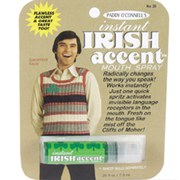 Irish Accent Mouth Spray
