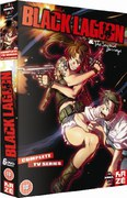 Black Lagoon - Season 1 and 2