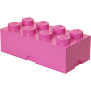 LEGO Storage Brick 8 - Bright Purple