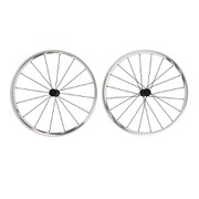 Shimano RS21 Clincher Wheelset - White