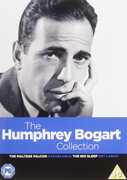 Golden Age Verzameling: Humphrey Bogart ( Maltese Falcon / Casablanca / Big Sleep / Key Largo)