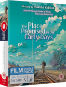 The Place Promised in Our Early Days / Voices of a Distant Star Twin Pack