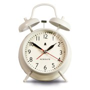 Newgate New Covent Garden Clock - Linen White