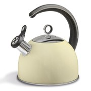 Morphy Richards Accents 2.5 Litre Whistling Kettle - Cream