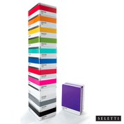 Seletti Pantone 186 Ruby Red Metal Storage Box
