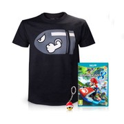 Exclusive Mario Kart 8 Bundle - Standard Edition (Large T-Shirt) LBlack