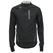 Le Coq Sportif Men's Cycling Performance Montech Wind Jacket - Black
