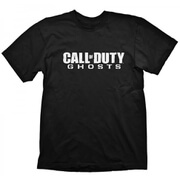 Call Of Duty Ghosts Men's Logo T-Shirt - Black