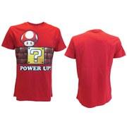 Mushroom - T-Shirt (Red)