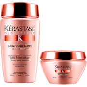 Kérastase Discipline Bain Fluidealiste (250ml) and Maskeratine (200ml)
