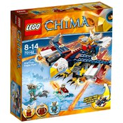 LEGO Chima: Eris' Fire Eagle Flyer (70142)