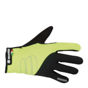 Sportful Windstopper Essential Gloves - Yellow Fluo/Black