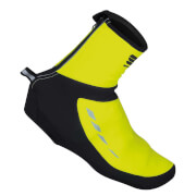 Sportful Roubaix Thermal Shoe Covers - Yellow Fluo/Black