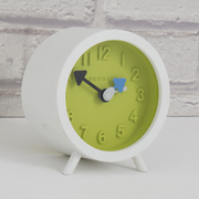 Newgate Fred Alarm - Pebble White
