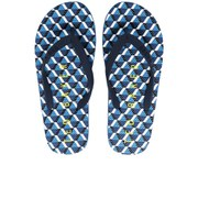 Ted Baker Men's Flyxx 2 Flip Flops - Blue Fish Rubber