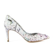 Ted Baker Women's Charmesa Floral Court Shoes - Crystal Droplets