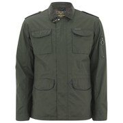 Ringspun Men's Chuck Jacket - Khaki