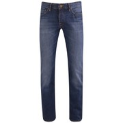 BOSS Orange Men's Straight Leg Denim Jeans - 428 Blue