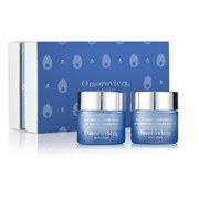 Omorovicza Blue Diamond Set (Worth £420.00)
