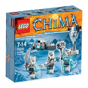 LEGO Chima: Ice Bear Tribe Pack (70230)