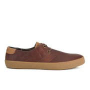 Barbour Men's Steve Mcqueen Randall Quilt Shoes - Dark Tan
