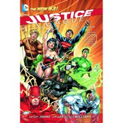 DC Comics Justice League Volume 01 Origin (The New 52) Paperback