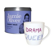 Jamie Oliver Cheeky Mug Gift Tin - Drama Queen