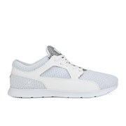 Ransom Men's Valley Lite Trainers - White Croc/White