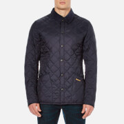 Barbour Heritage Men's Liddesdale Quilt Jacket - Navy