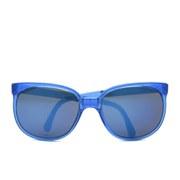 Sunpocket Men's Sport Crystal Sapphire Sunglasses - Blue