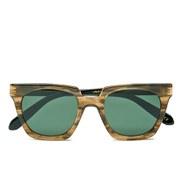 Han Kjobenhavn Union Handmade Sunglasses - Horn/Black