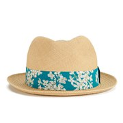 Christys' London Carnaby Snap Brim Hat - Natural