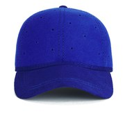 Christys' London Men's Perforated British Ball Cap - Blue