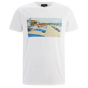 A.P.C. Men's Beach T-Shirt - White