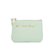 Rebecca Minkoff Women's 'What Savings Account?! Cory Pouch - Aloe