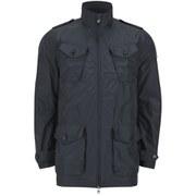 J.Lindeberg Men's Foreman Tech-Polyester Jacket - Dark Navy