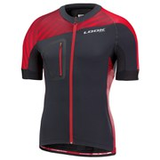 Look Short Sleeve Jersey - Ultra Black/Red
