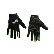 Look XC Gloves - Light Black/Yellow