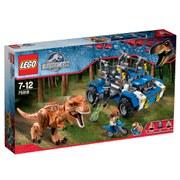 LEGO Jurassic World: T-Rex Tracker (75918)