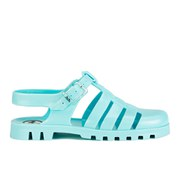 JuJu Women's Maxi Jelly Sandals - Paloma Blue